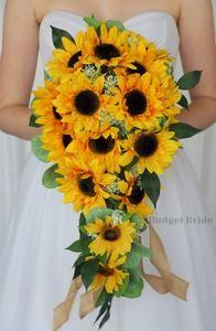 Harvey Collection 202027 35 280 In 2020 Sunflower Wedding Bouquet Sunflower Wedding Bridal Wedding Flowers