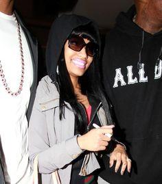 Nicki Minajs London mayhem