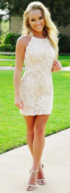 Some Say It's Love Dress