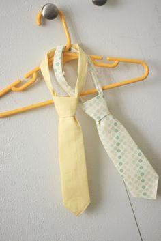Maris Family: Toddler Boy Neck Tie