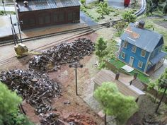 Nscale, Model, Train Layouts | Flickr - Photo Sharing!