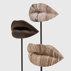 Window Mannequins Luscious lips in 3 sizes for your displays