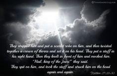 Christian Easter Bible Scriptures | Easter Bible Verses