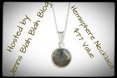 Hemisphere Necklace Giveaway