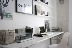 Home Tour: High Contrast in Amsterdam