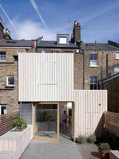 This house in North London was extended and reorganised to create a series of bright, well-connected spaces with new windows and light natural material finishes. Date: 2010-2011 Contract Value: £160k Continue reading →