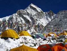 Trek to Mount Everest Base Camp, Nepal. #travel #bucketlist