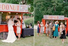 { Ask Cynthia }: Wedding Inspirations | Food Truck Frenzy...DONUTS!!!!