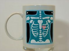 X-Ray Tech.. i want this mug