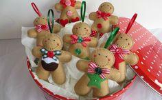 Felt Christmas Ornaments Pictures & Photos