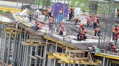 Precios de materiales de construcción subieron en agosto por alza del dólar