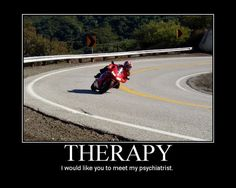 Therapy...