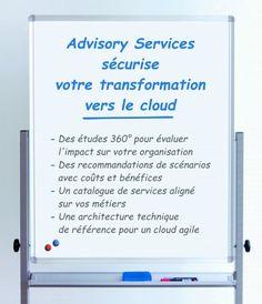 Une transformation vers le cloud sans dilemme avec Advisory Services for the cloud    En savoir plus sur la newsletter Bull: http://news.bull.com/bulldirectfr/2012/09/17/une-offre-de-conseil-pour-passer-sereinement-au-cloud/