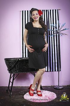 Die 23 style von besten Bilder Rockabilly PregnantMaternity mN8wvn0