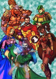 Dungeons & Dragons (Caverna do Dragão)