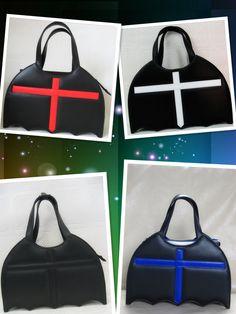 21bc6119e518 Lolita罗曼思—全新超酷蝙蝠包. Cheap HandbagsCute ...