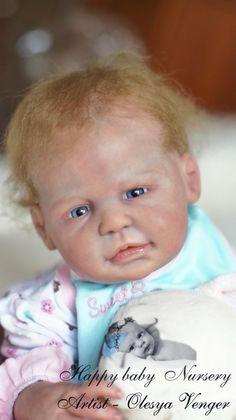 Девочка с небесным именем-Скайлар. Кукла реборн Олеси Венгер / Куклы Реборн Беби - фото, изготовление своими руками. Reborn Baby doll - оцените мастерство / Бэйбики. Куклы фото. Одежда для кукол