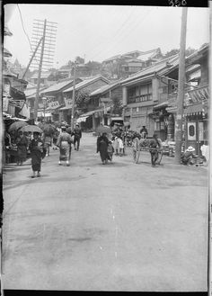 100-Year-Old Photos Capture Authentic Daily Life in Japan - My Modern Met