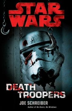 """Say what you will about a Star Wars """"horror novel"""", but for us geeks...this is a little unnerving.  Their terrible shooting in the movies aside, just the fact that SOMETHING is so bad, stormtroopers are fodder for it...."""