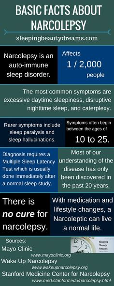 Basic Facts About Narcolepsy