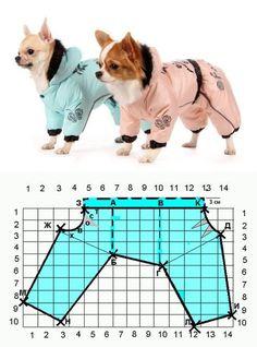Make a 4 Leg Dog Coat DIY FREE PATTERN | Upcycle Old Clothes