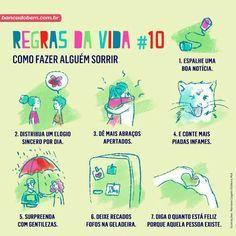 10 regras da vida