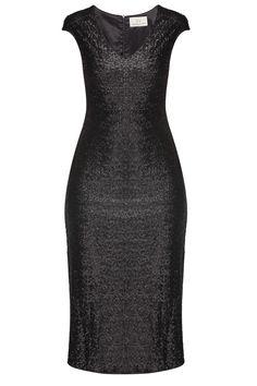 Classico Siyah Elbise