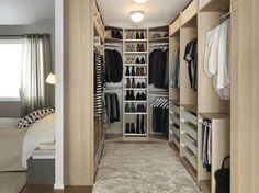 fantasticas-ideas-de-closets-detras-de-la-cama-31 | Curso de organizacion de hogar aprenda a ser organizado en poco tiempo