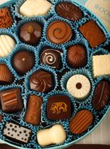 Incredible chocolates from Woodhouse  Chocolate, St Helena, CA