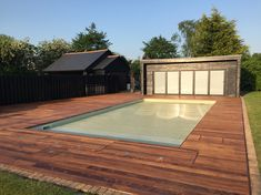 IPE 21 x 145mm Smooth 2 sides - 1st Grade The Rolls Royce of hardwood decking. and extremely Durable. Order now at www.southgatetimber.co.uk