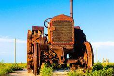 Farm tractor by ARphotographyStudio on Etsy