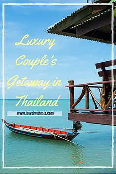 Travel with Mia - Luxury Couple's Getaway in Thailand - Small Villa - Pin Me