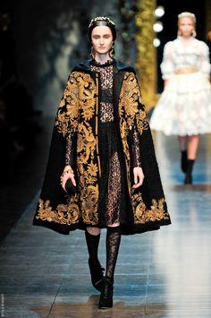 Dolce & Gabbana FW2012