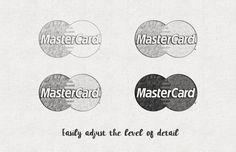 Medialoot - Sketched Logo Photoshop Action