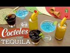 ¿Cómo preparar Cocteles con Tequila? - Cocina Fresca - YouTube