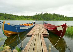 Lemmenjoki National Park,Finland