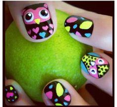 Owls. So Cute.