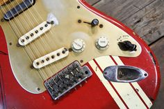 Fender x Levi's Vintage Clothing & Stratocaster Guitar « Gear Patrol
