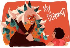 Jasper's ever so loyal | Steven Universe<<< This episode really made me feel for Jasper...