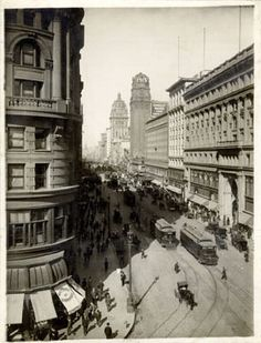 Fascinating Photos of San Francisco From a Century Ago - That's Rather Historic - Curbed SF