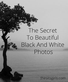Photography Tips | Beautiful examples of black and white photography and tips for beginners. | Pinned over 2K times.