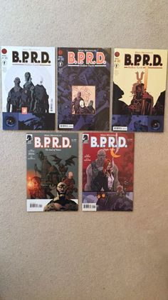 Mike Mignola Comics Bundle Including - Hellboy  B.P.R.D.  Abe Sapien  Sledgehammer 44 - 75x sc  Comic collection x 75 SC - IncludingB.P.R.D.:#12 & 3 'Hollow Earth' - 3/3#4 'The soul of Venice' one shot#6 'Night train' one shot#891011 & 12 'Plague of Frogs '- 5/5#24252627 & 28 'The Universal machine' - 5/5#29303132 & 33 'Garden of souls' - 5/5#34353637 & 38 'Killing ground' - 5/5#39404142 & 43 '1946' - 5/5#82838485 & 86 'Hell on earth: Russia' - 5/5 #89 & 91 'Hell on earth: The Pickens County…