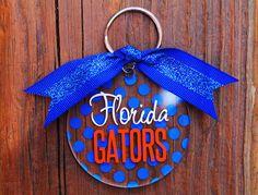 The University of Florida Gators College Key Chain - $12.00