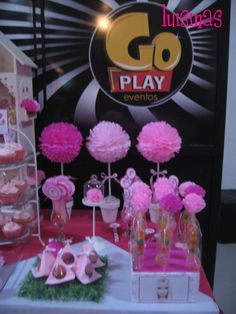 Barbie Birthday Party Ideas | Photo 32 of 35