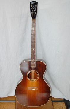 Remarkable Museum Grade c. Pre-War 1930s GIBSON 4 String Tenor Guitar w/Case #Gibson
