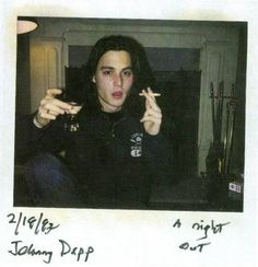 Would party anytime with Mr. Depp
