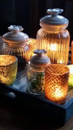 November 2019, Jar, Home Decor, Decoration Home, Room Decor, Home Interior Design, Jars, Glass, Home Decoration