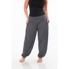 71da3dff5ad White Mark Women s Plus Size Harem Pants (1XL) (spandex) Flowy Pants