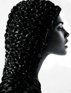 Mert Alas and Marcus Piggott / Natalia Vodianova / Vogue Paris March 2012.