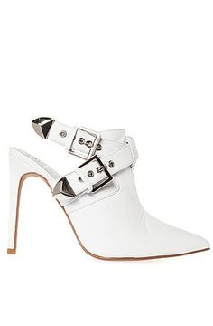 Jeffrey Campbell The Chaka Shoe in White